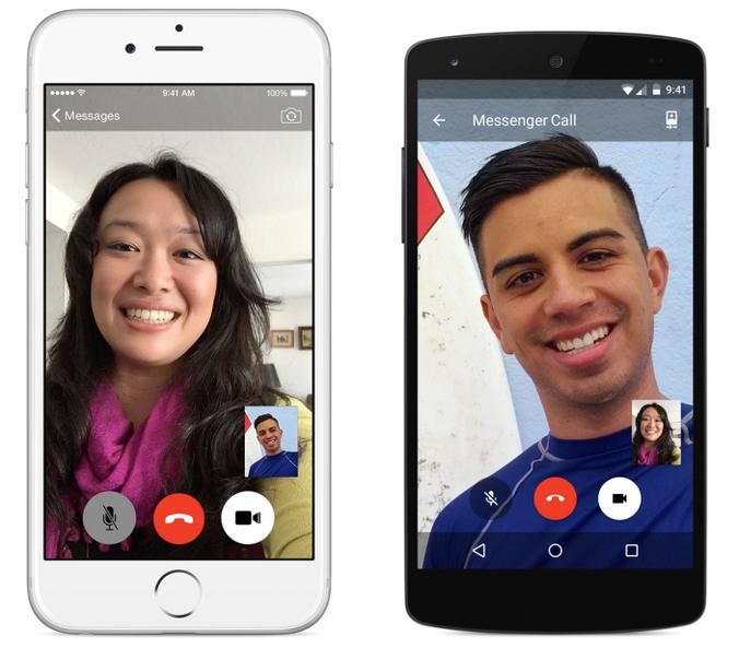 Magyarországon is elérhető a Facebook Messenger videotelefonálás funkciója