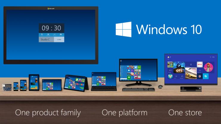 A Laptopszalon üzleteiben már kipróbálható a Windows 10 - Techkalauz 49fceb5775