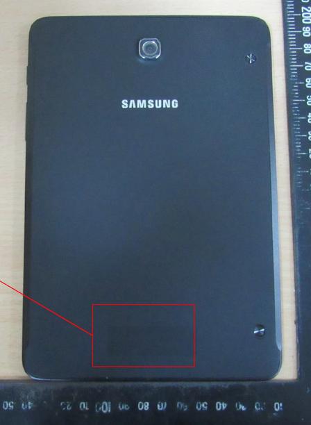 Kiszivárgott képek a Samsung Galaxy Tab S2 8.0-ról