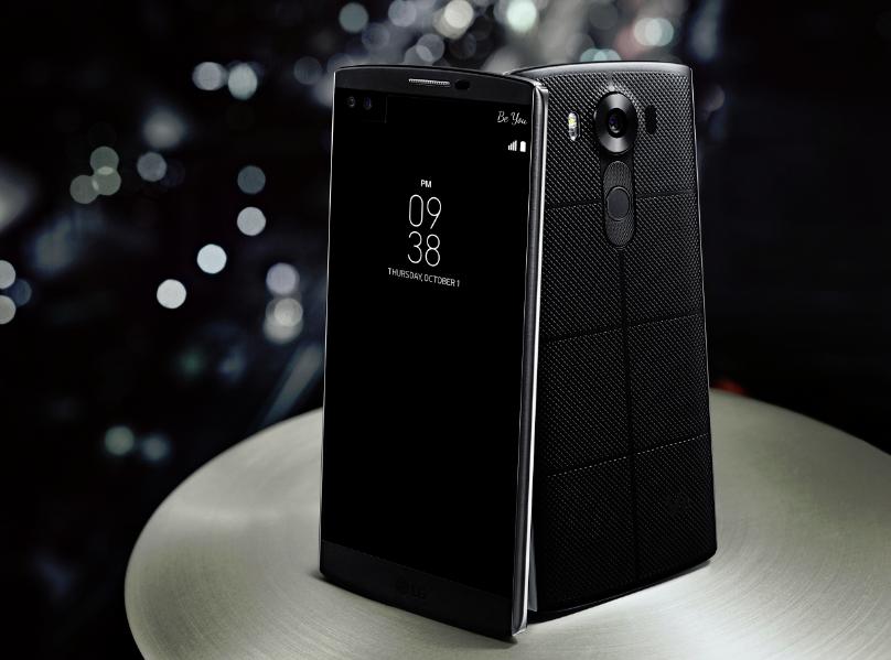 Megérkezett az LG V10
