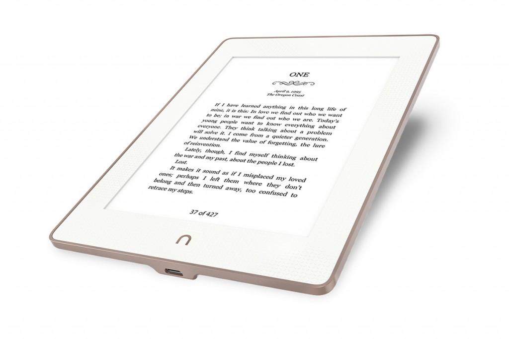 Vízálló e-book olvasó a Barnes & Noble-től