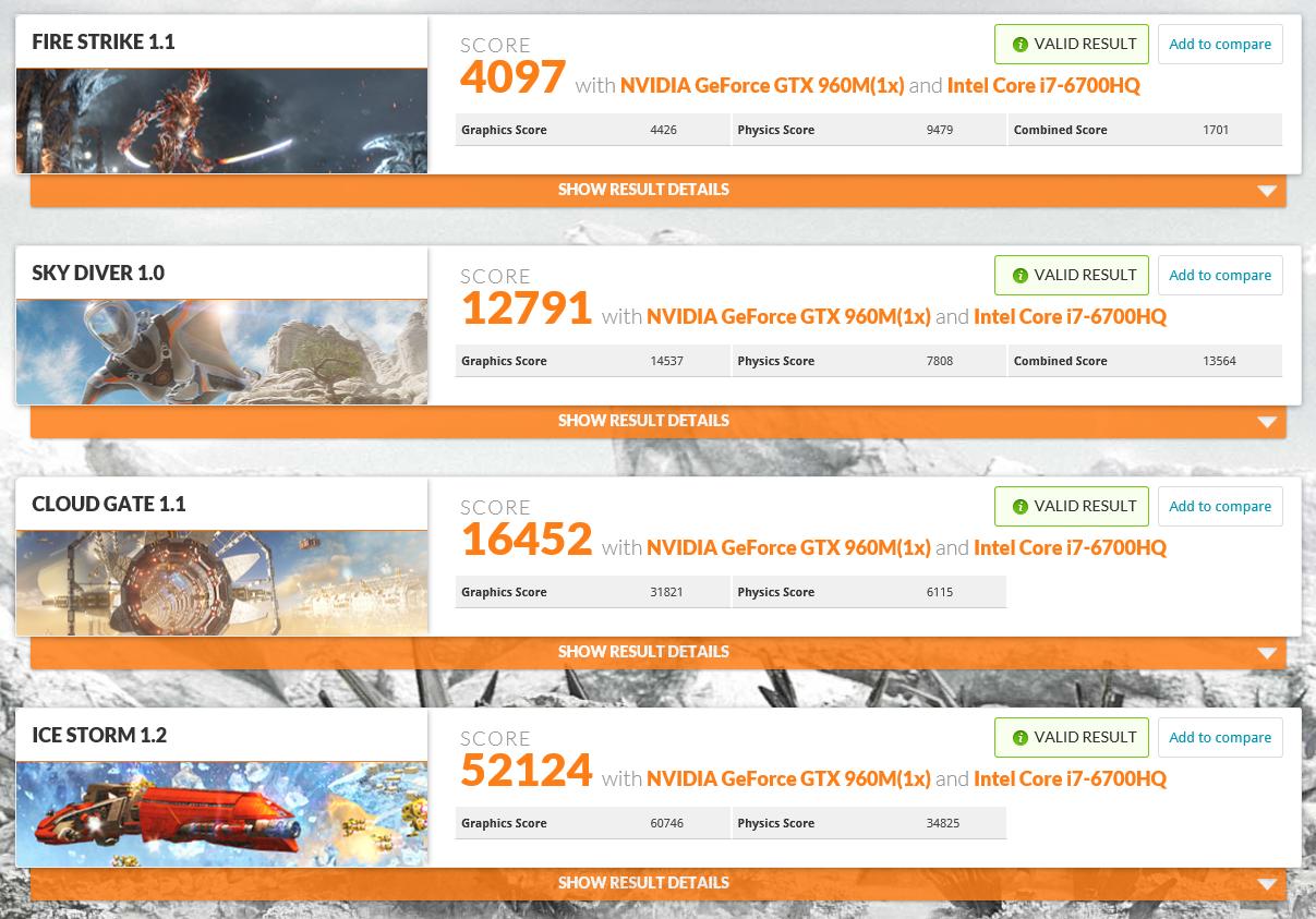 Dell Inspiron 7559 teszt
