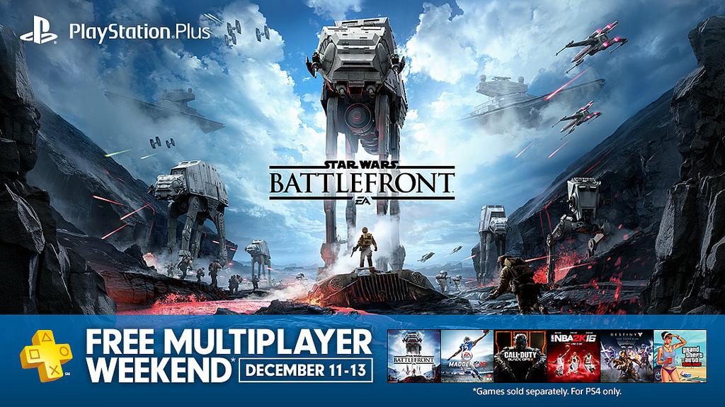 Ingyenes multiplayer hétvége Playstation-ön