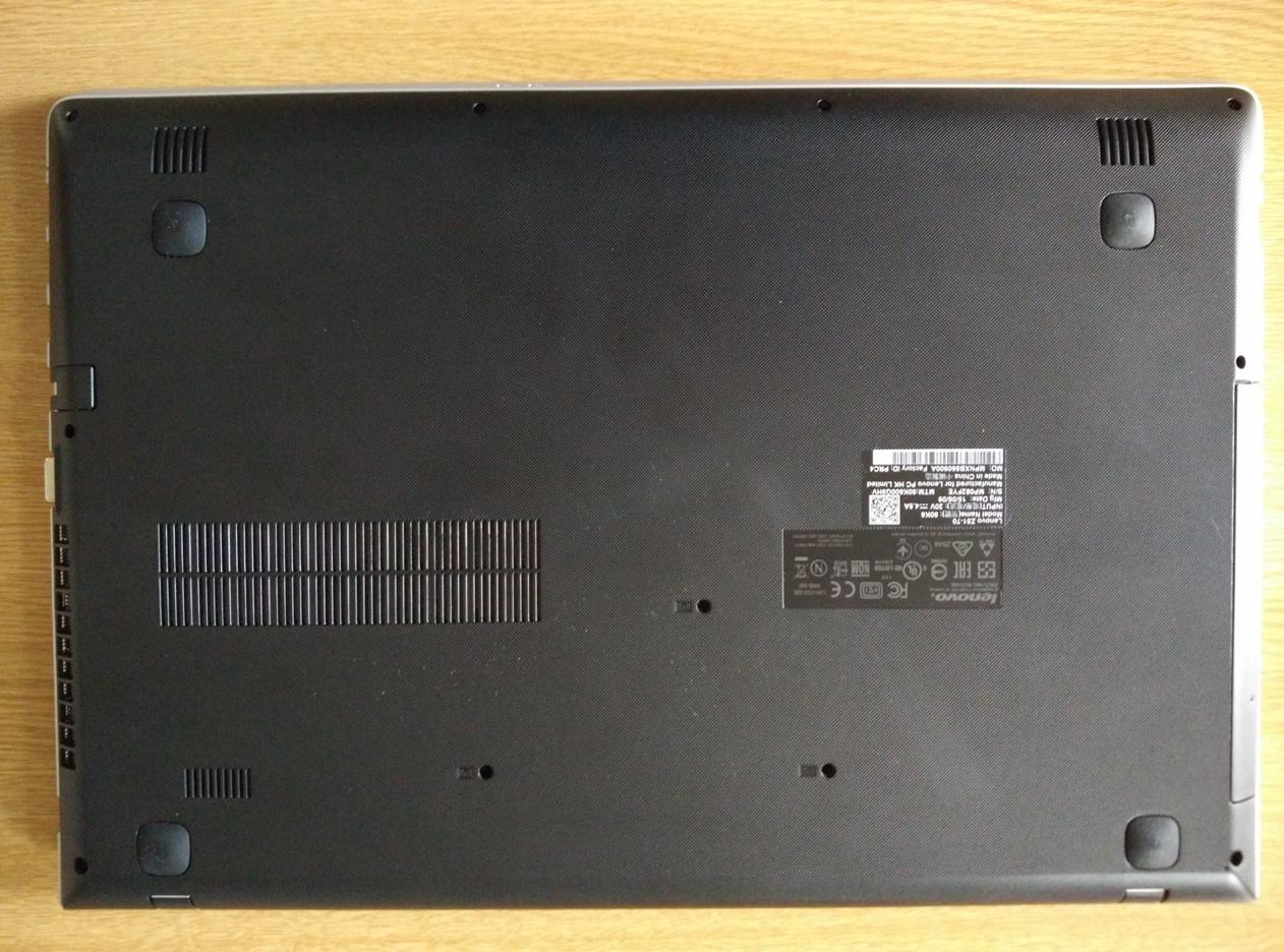 Lenovo Z51 70 teszt