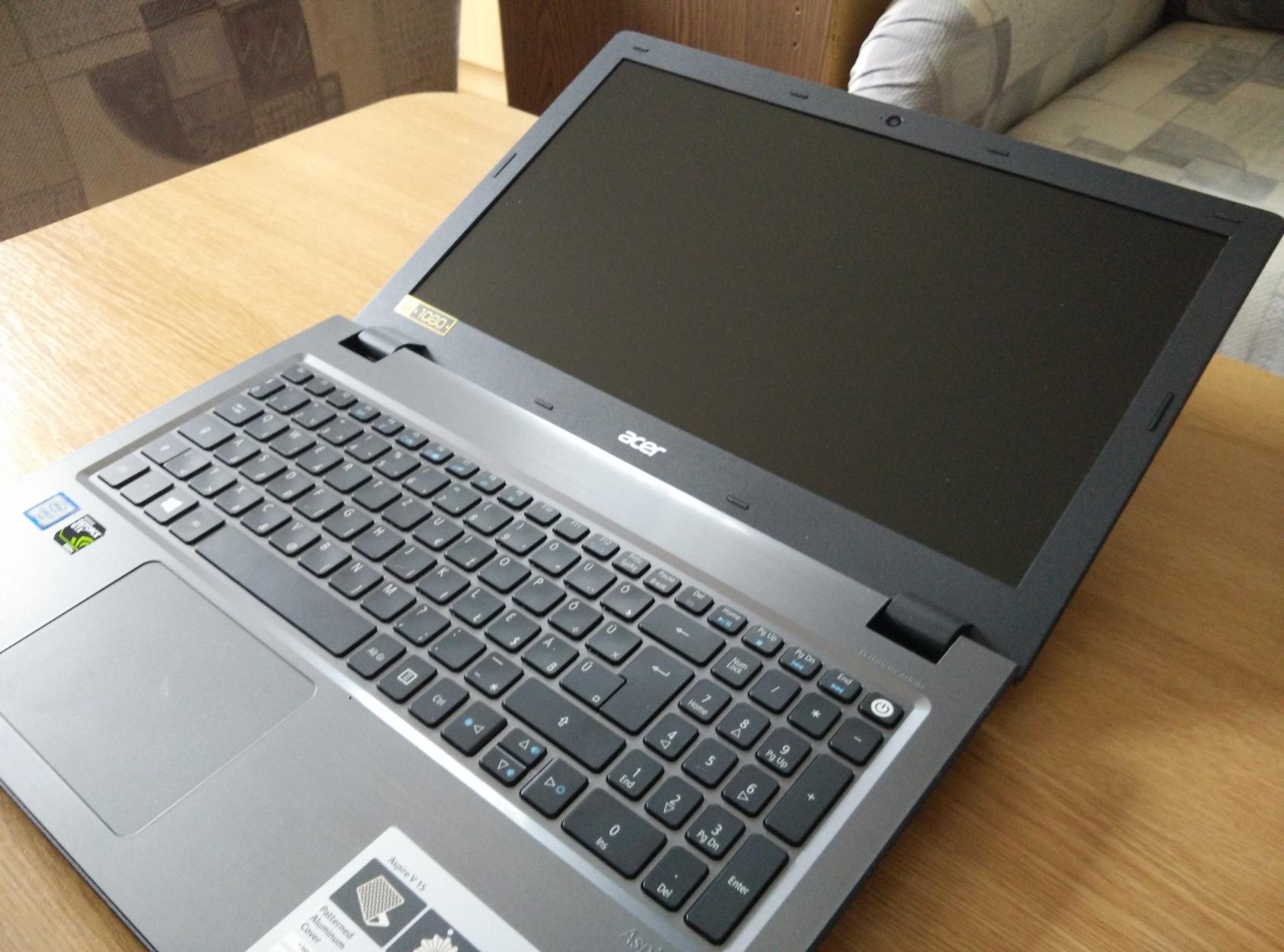 Acer Aspire V5-591G teszt