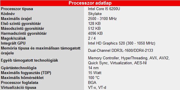 HP Envy 13 ultrabook teszt