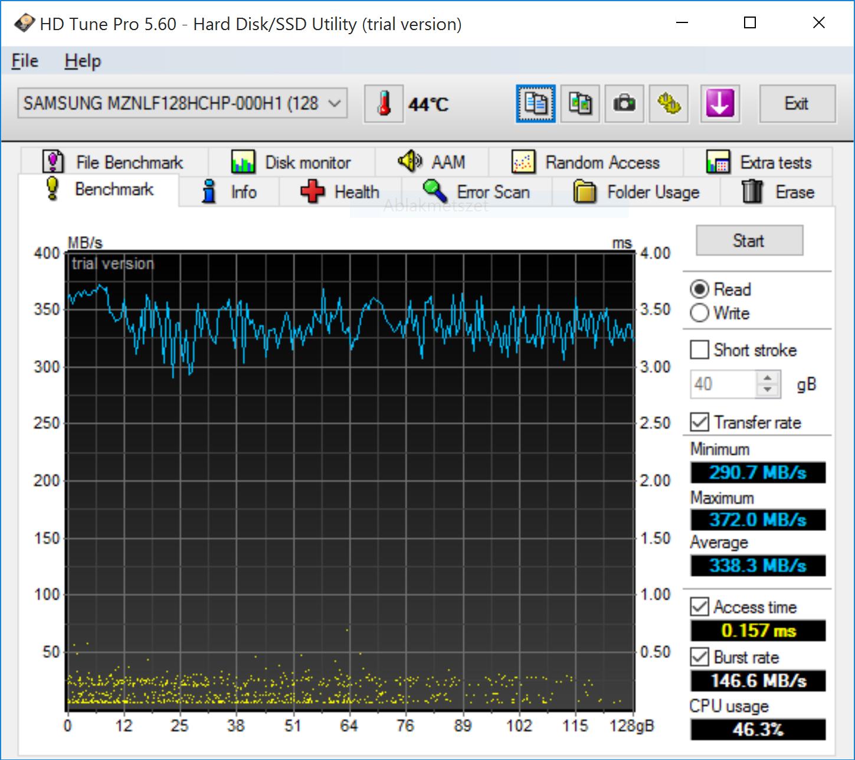 HP Envy 15-ae102nh teszt