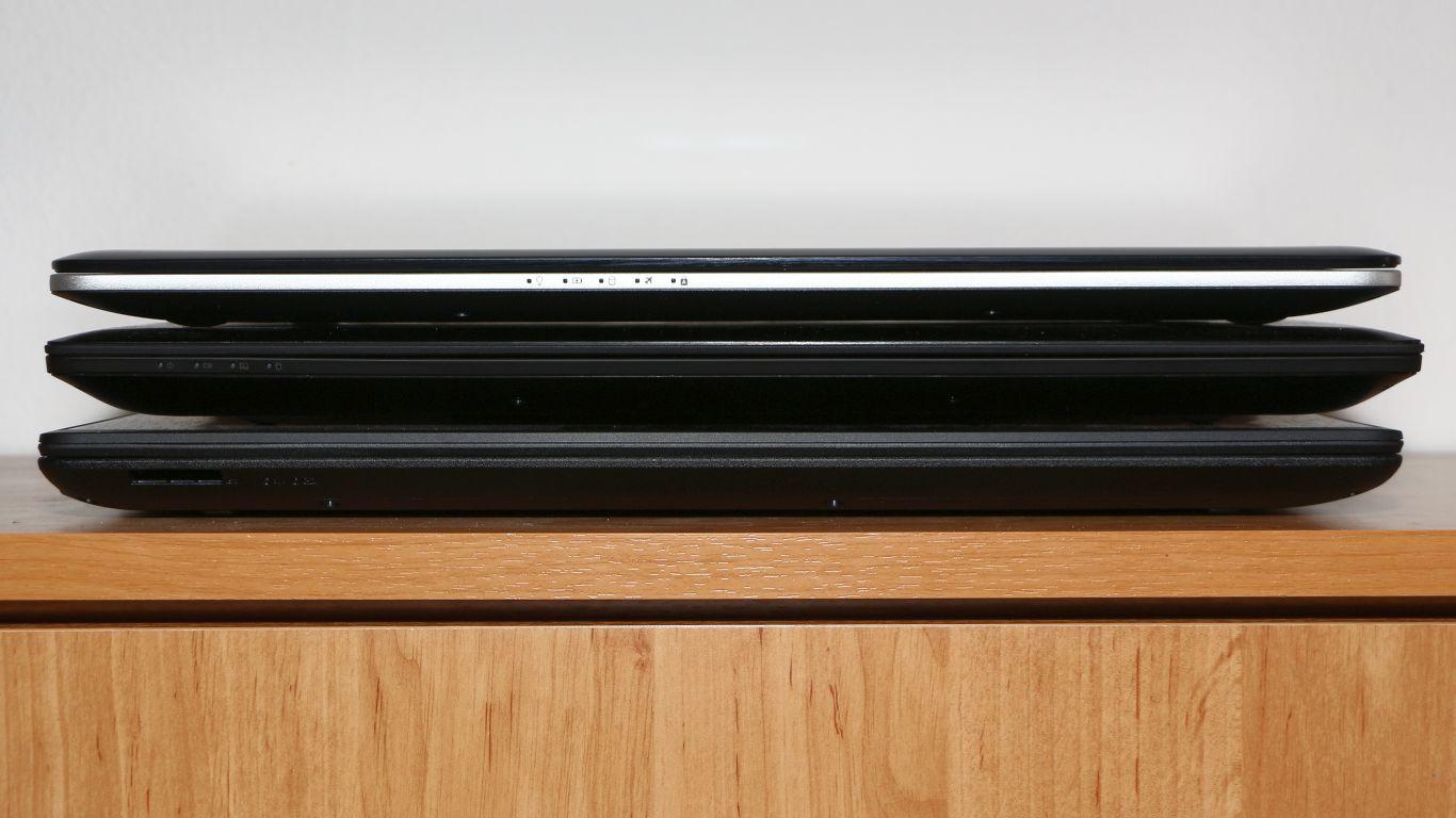 Acer Aspire V5-591G vs Asus K501LX vs Lenovo Y700 15ACZ teszt