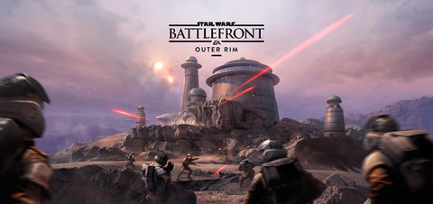 Jön a Star Wars Battlefront első DLC-je