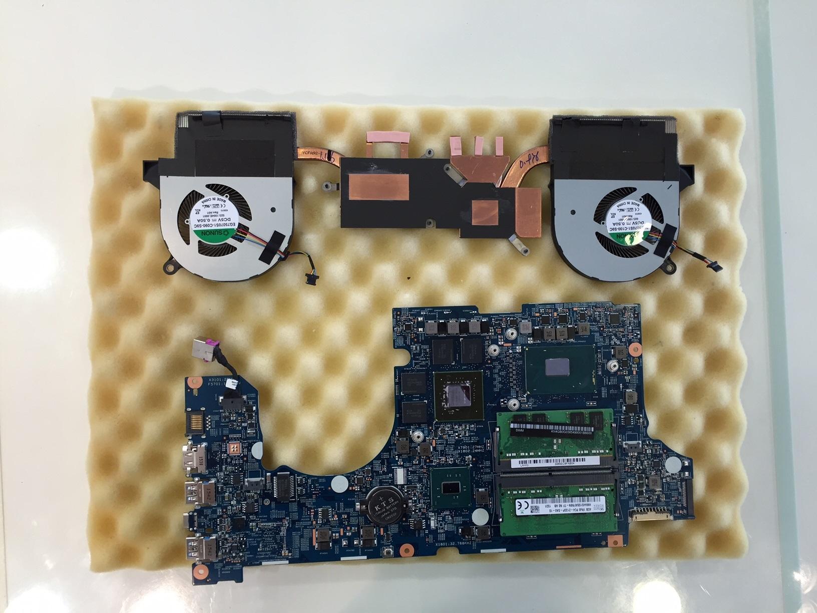Dell Inspiron 7559 vs Asus N551VW vs Acer Aspire V Nitro VN7-592G teszt