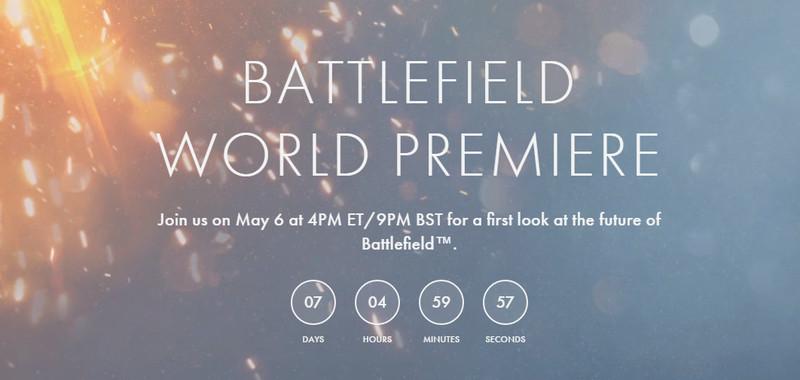 Jövő héten leplezik le az új Battlefield-et