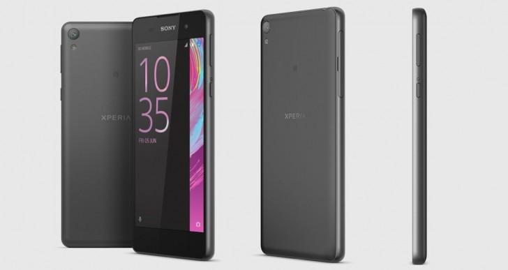 Bemutatták a Sony Xperia E5-öt