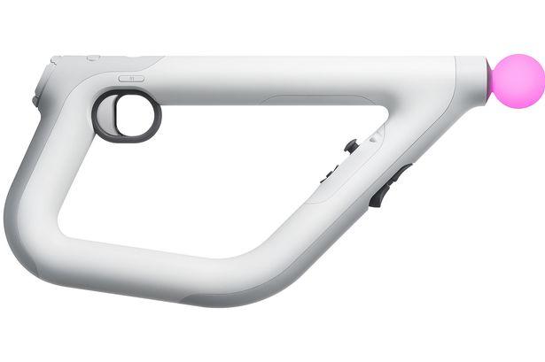 Új kontroller érkezik a Playstation VR-hoz