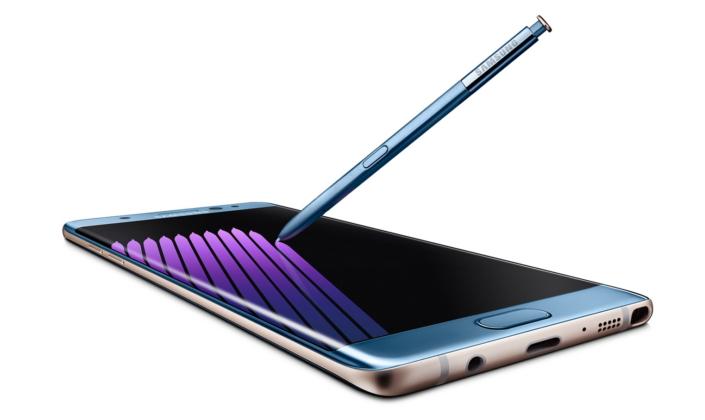 Hivatalosan is útjára indult a Galaxy Note 7