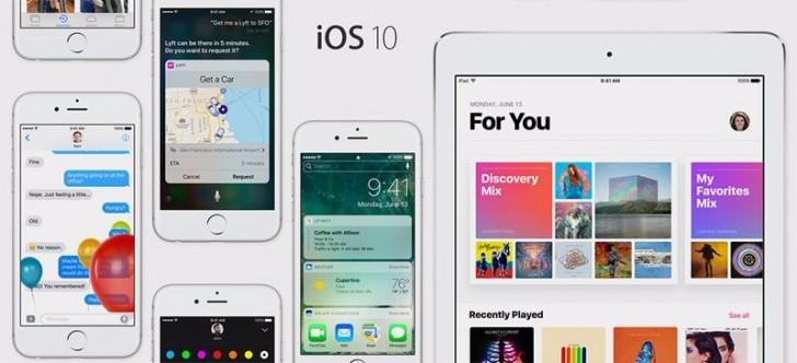 Hivatalosan is megjelent az iOS 10 és a watchOS 3