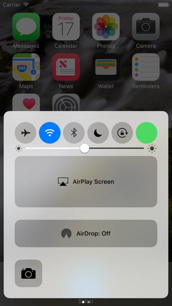 iOS 10 gyorstalpaló
