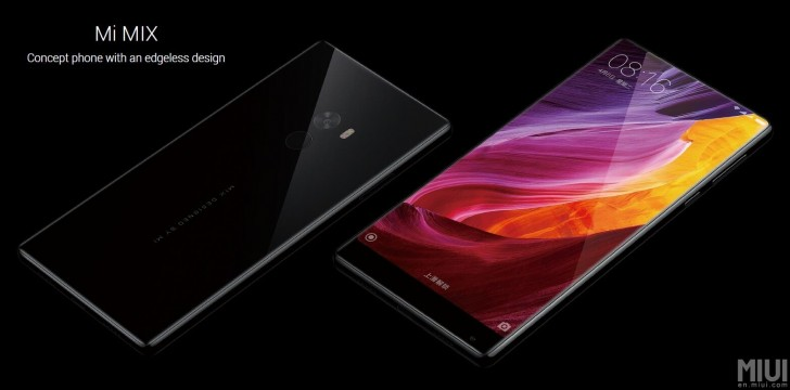 Futurisztikus mobil a Xiaomi-tól