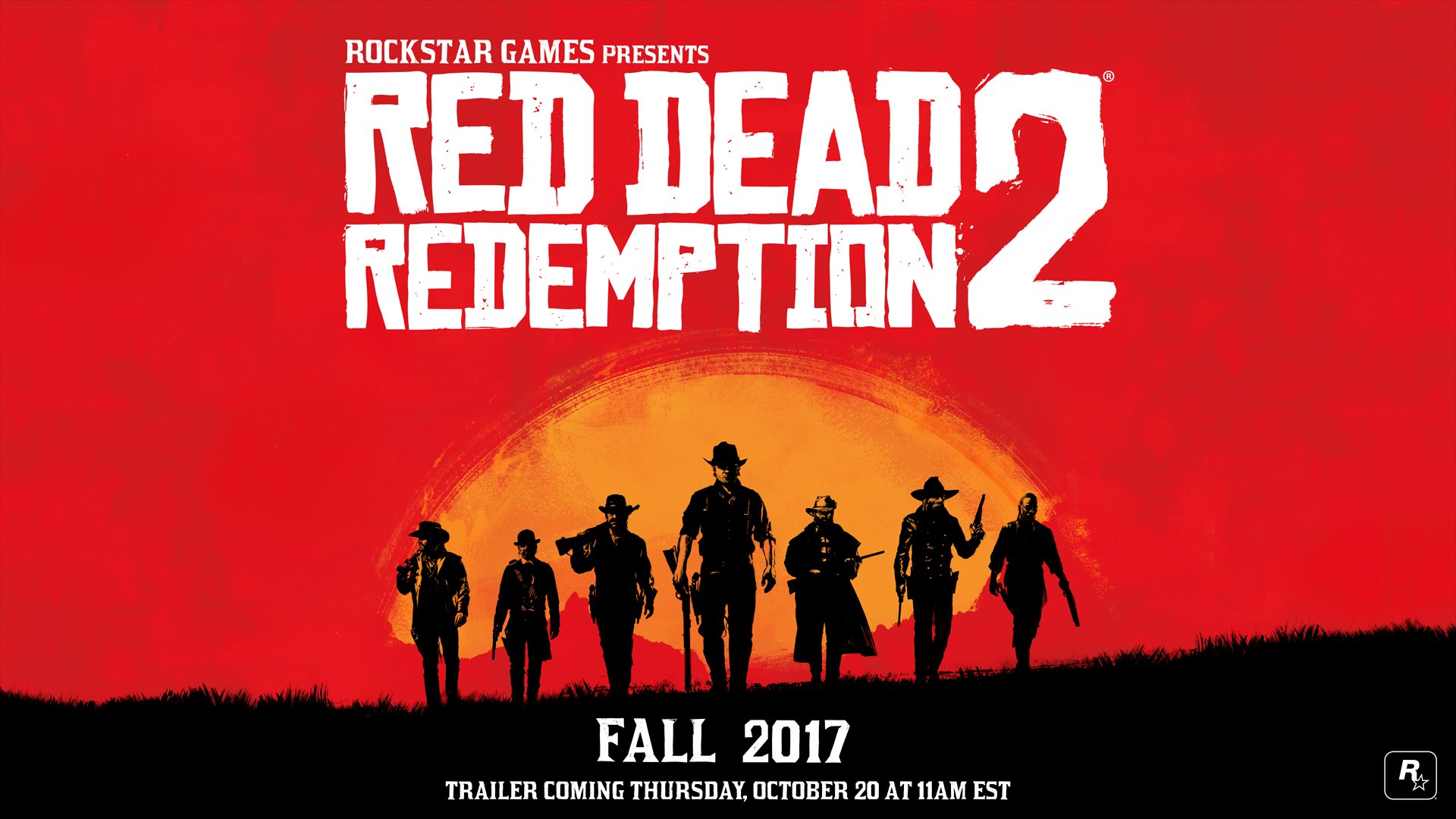 Hivatalos a Red Dead Redemption 2