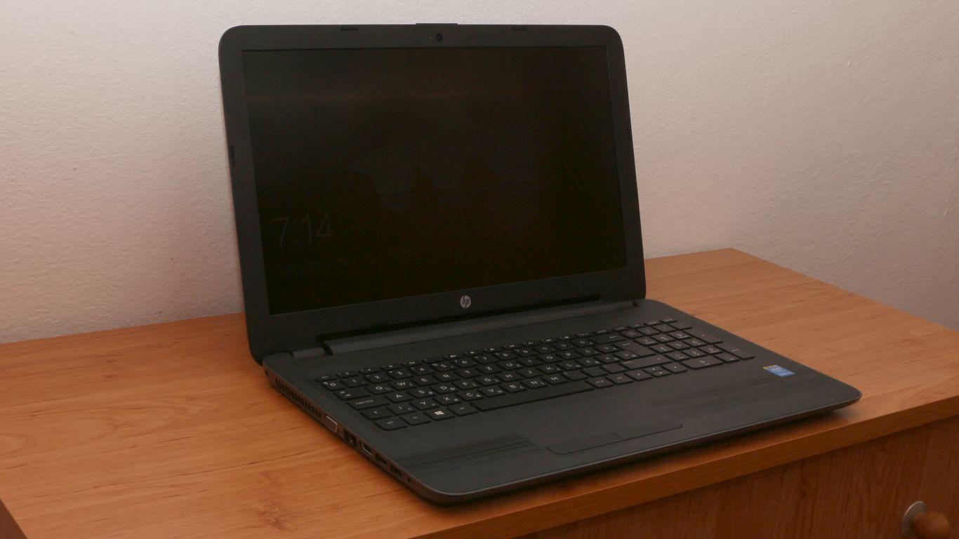 HP 250 G5 teszt - jó bolt