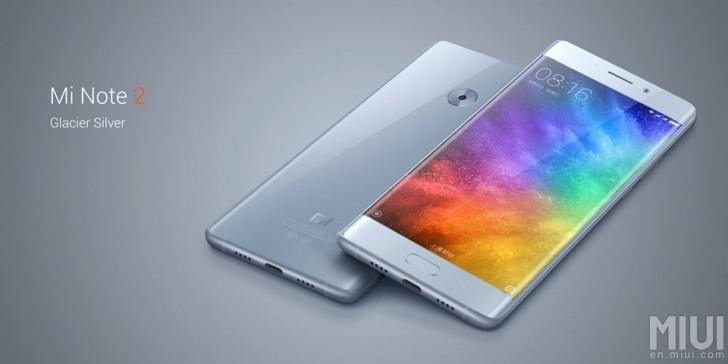 Végre itt a Xiaomi Mi Note 2
