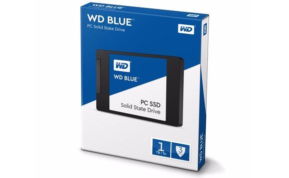 Western Digital SSD-k, SanDisk belsővel