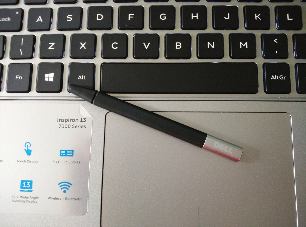 Dell Inspiron 7359 teszt