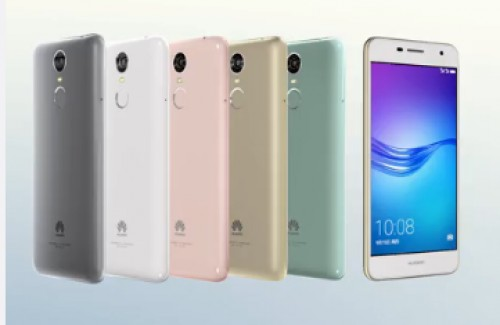 Hivatalos a Huawei Enjoy 6