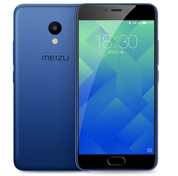 Itt a Meizu M5