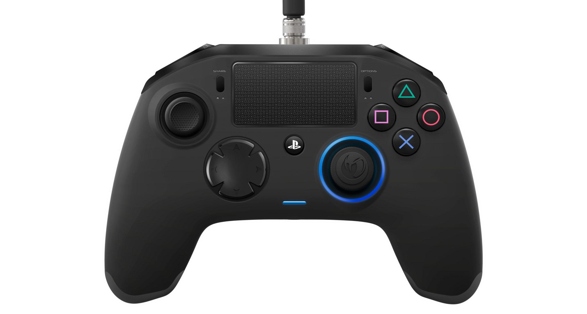 Új kontrollerek PS4-hez