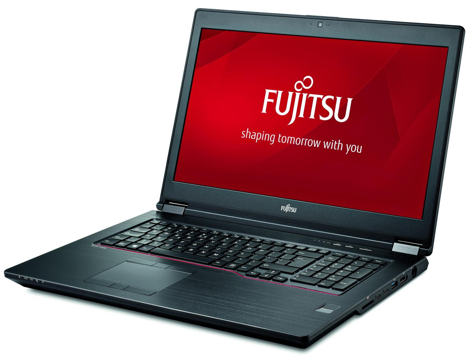 Hordozható munkaállomás a Fujitsu-tól