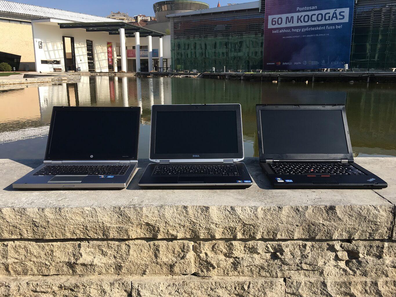 HP EliteBook 8470p vs Dell Latitude E6430 vs Lenovo ThinkPad T430 teszt 5a3301e893