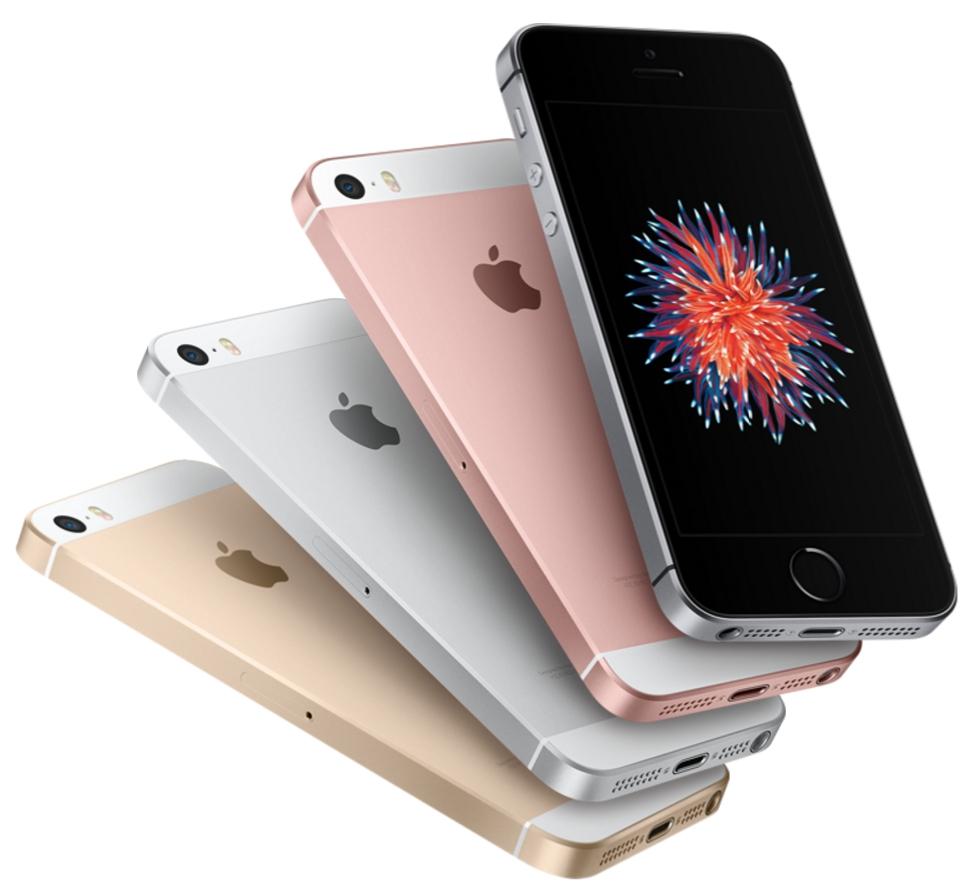 Nagyobb tárhelyet kapott az iPhone SE