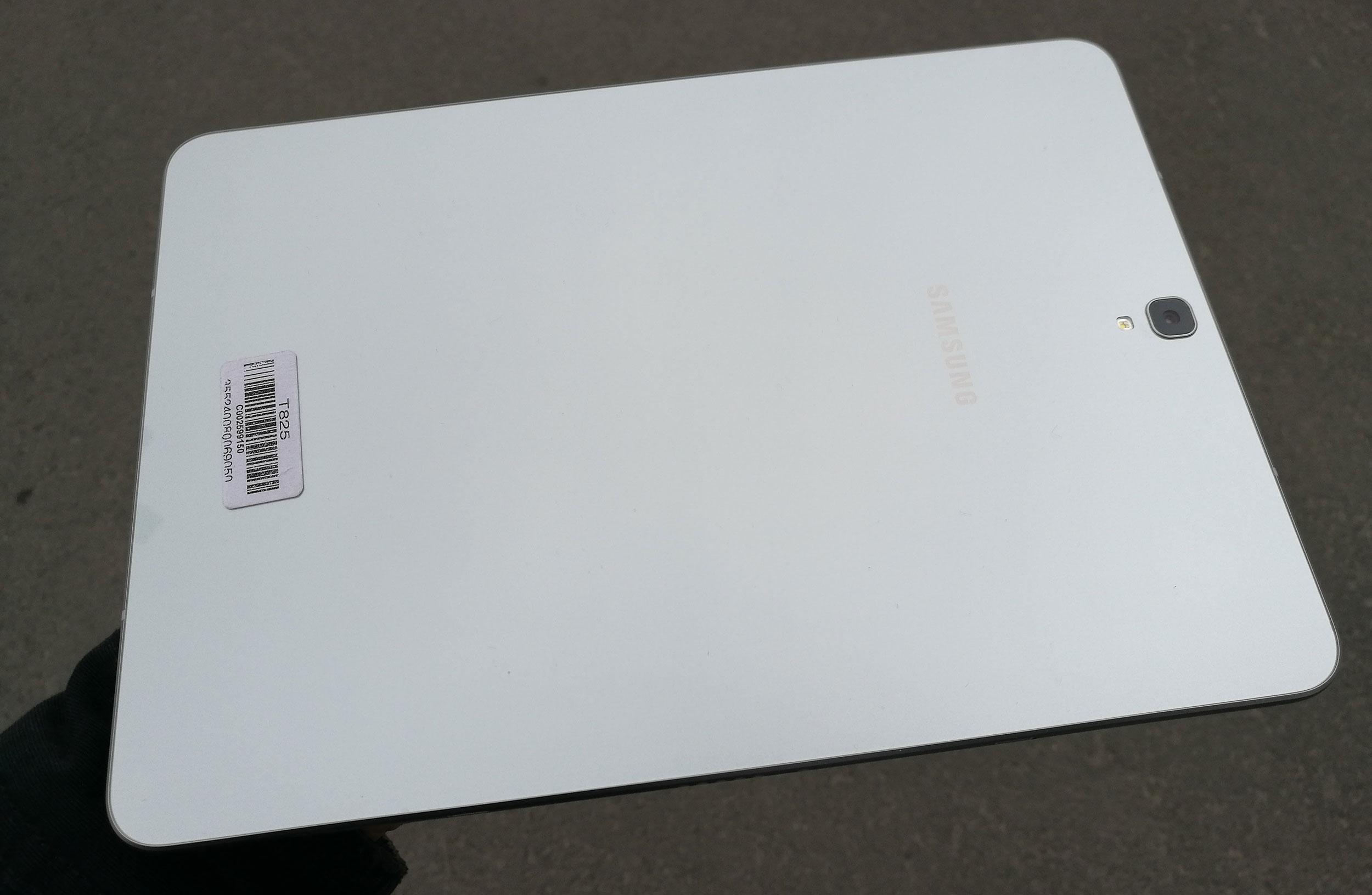 Samsung Galaxy Tab S3 teszt