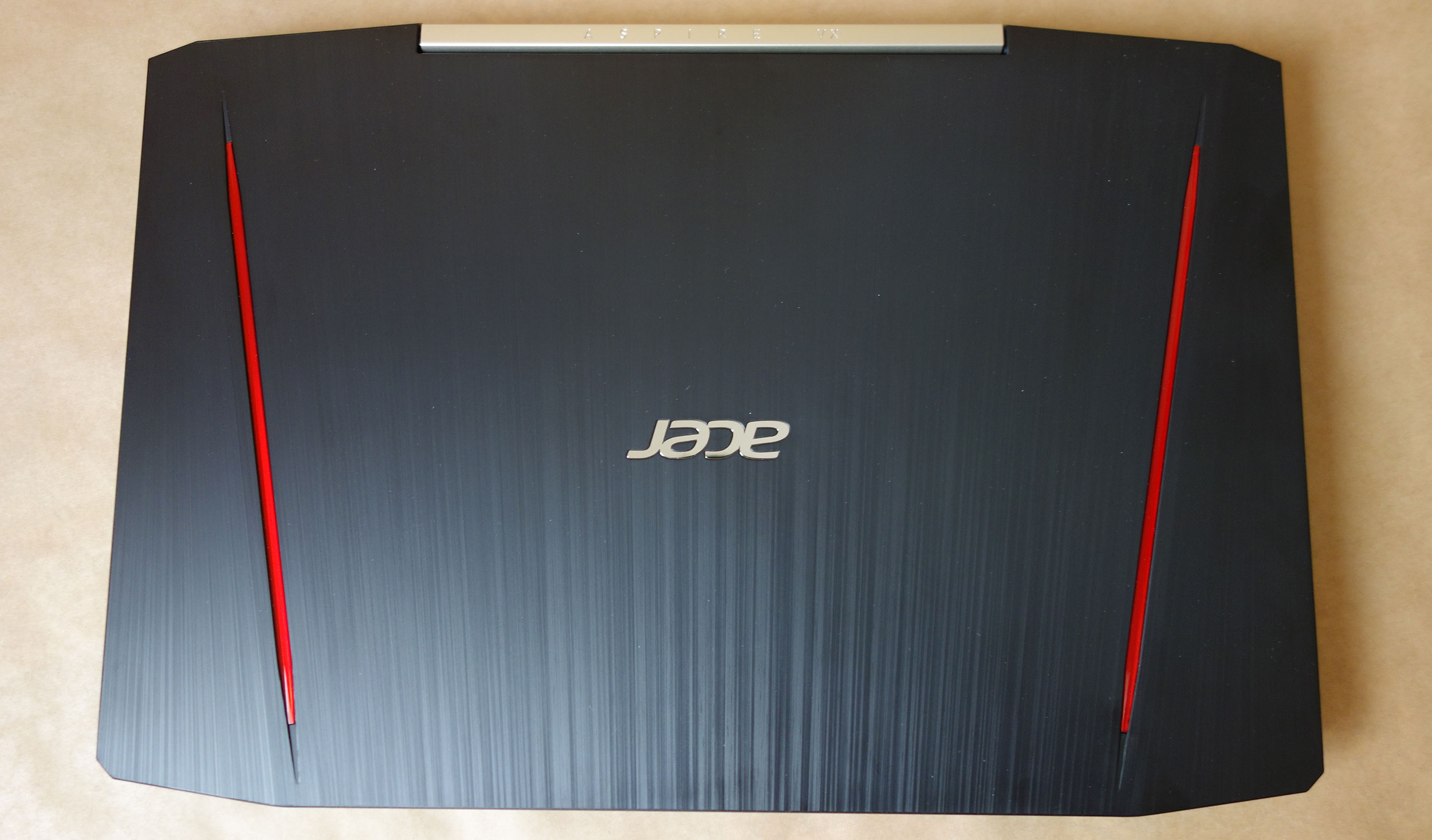 Acer Aspire VX5-591G (VX15) teszt