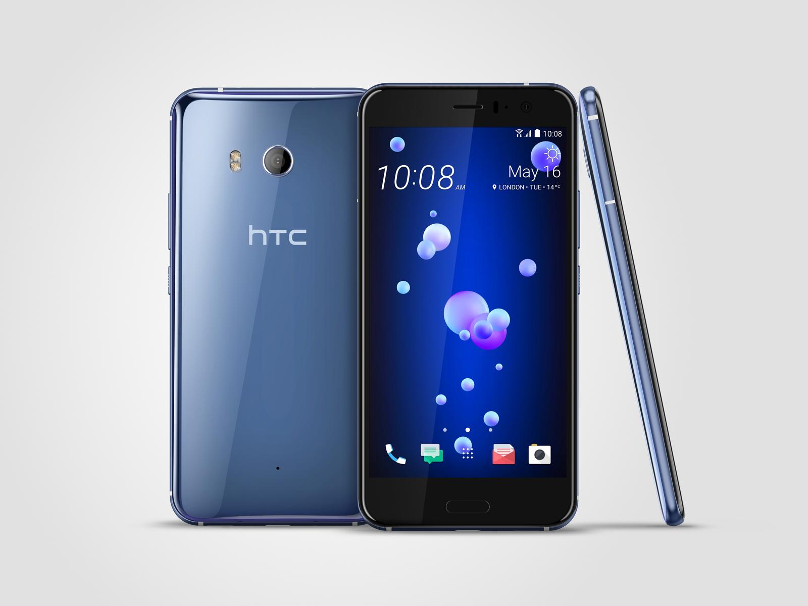 Ízig-vérig csúcsmodell a HTC U 11