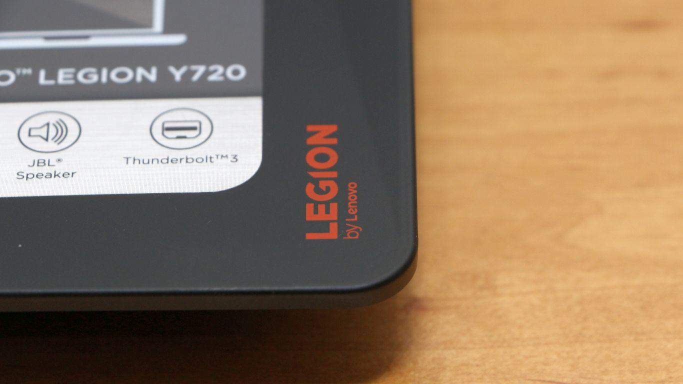 Lenovo Legion Y720 - Pascal alapokon