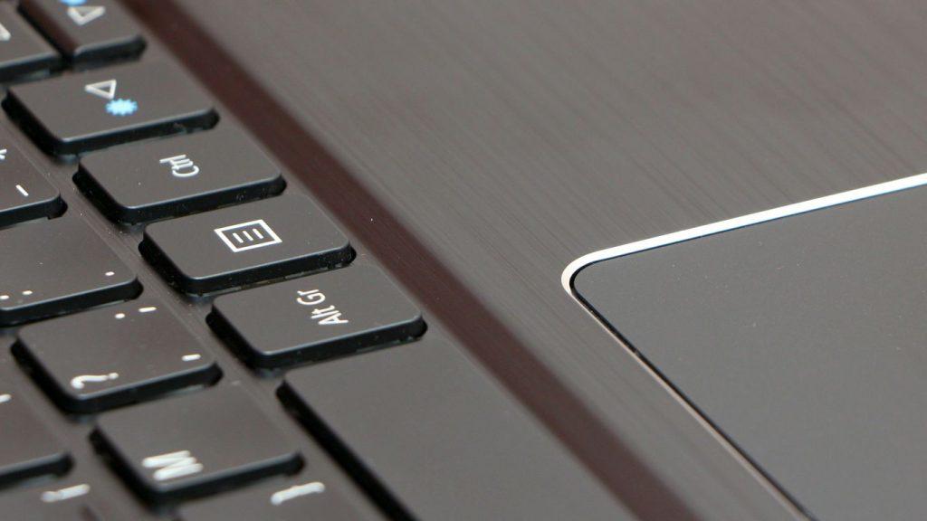 Acer Aspire 5 design