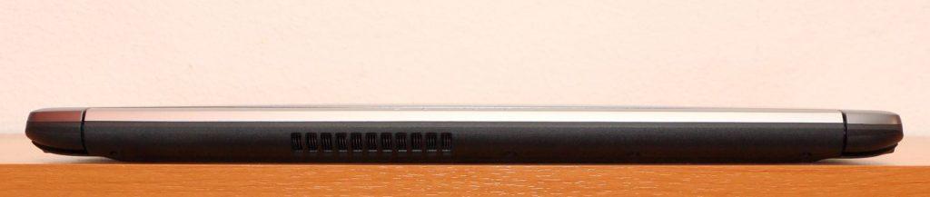 Acer Aspire 5 hátulja
