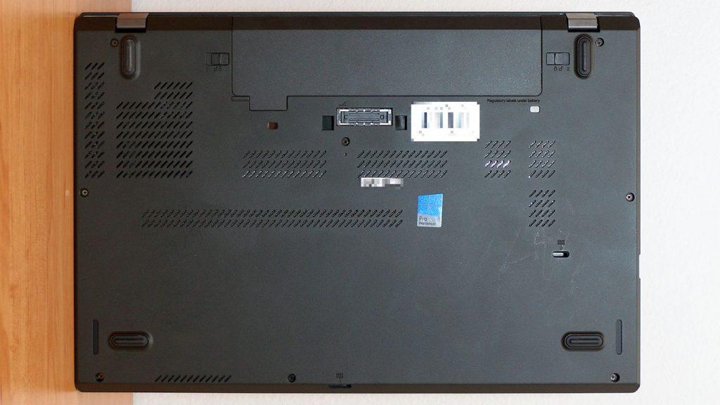 Lenovo Thinkpad T560 alja
