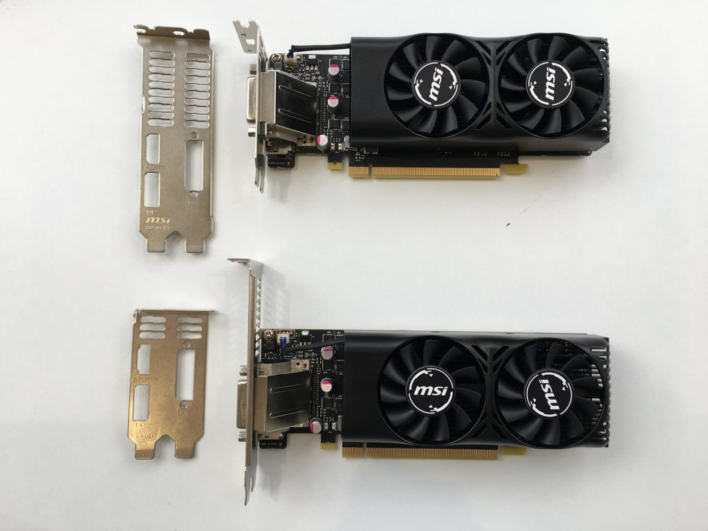 Nvidia GTX 1050 ti és Nvidia GTX 1050
