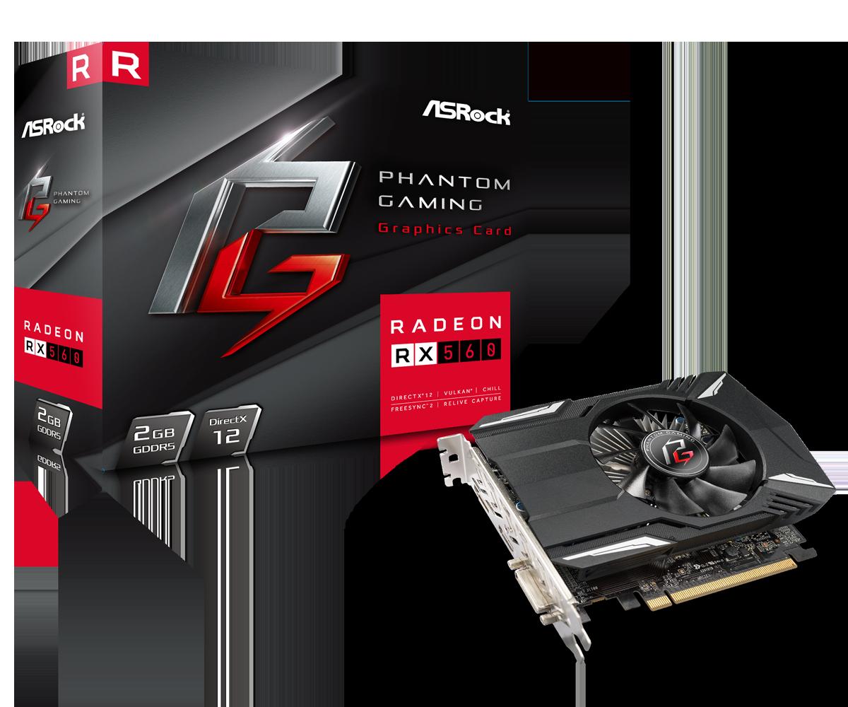 Radeon RX560 2G