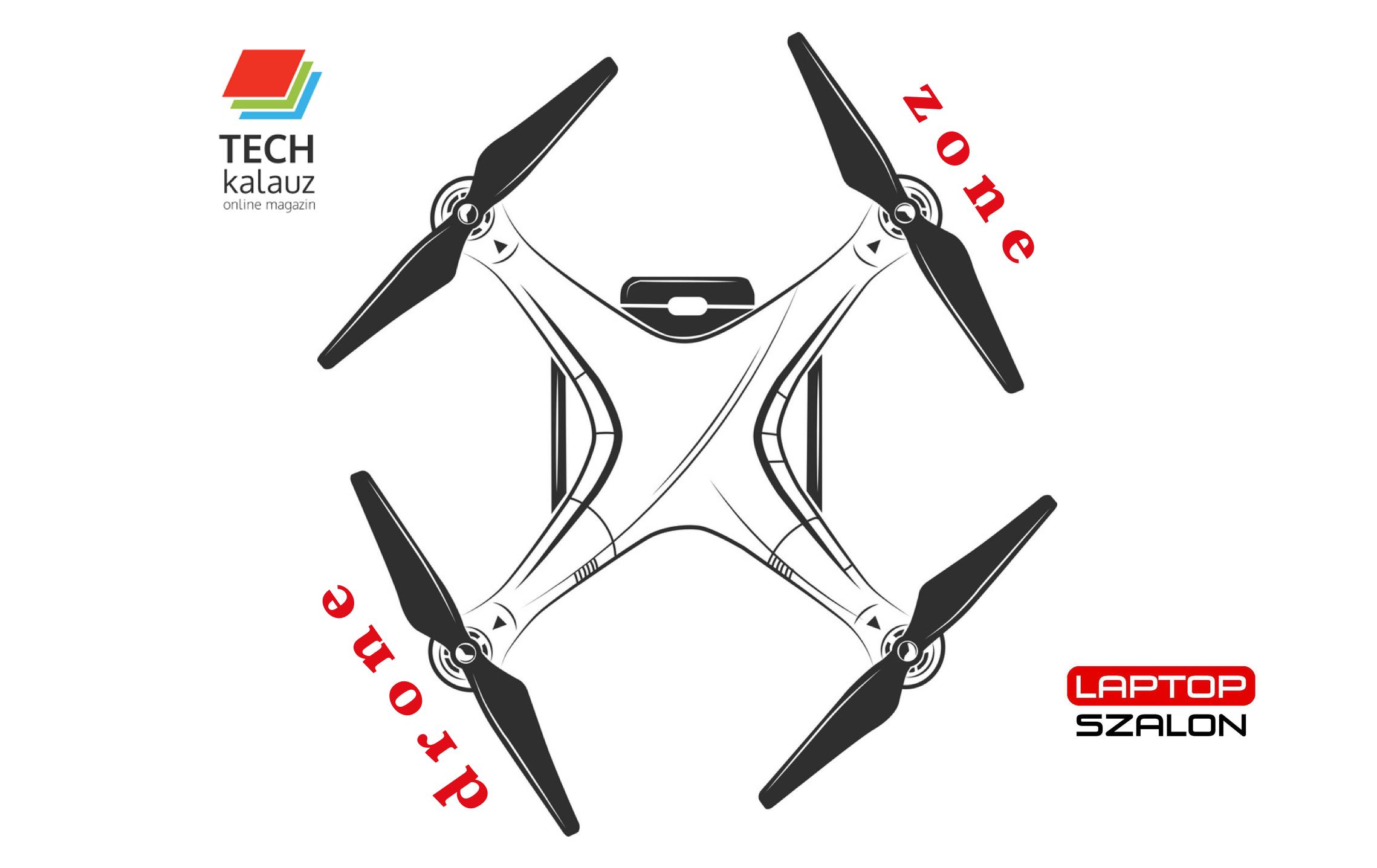 DroneZone - az eseti légtér kijelölés - Techkalauz 32ad9f4006