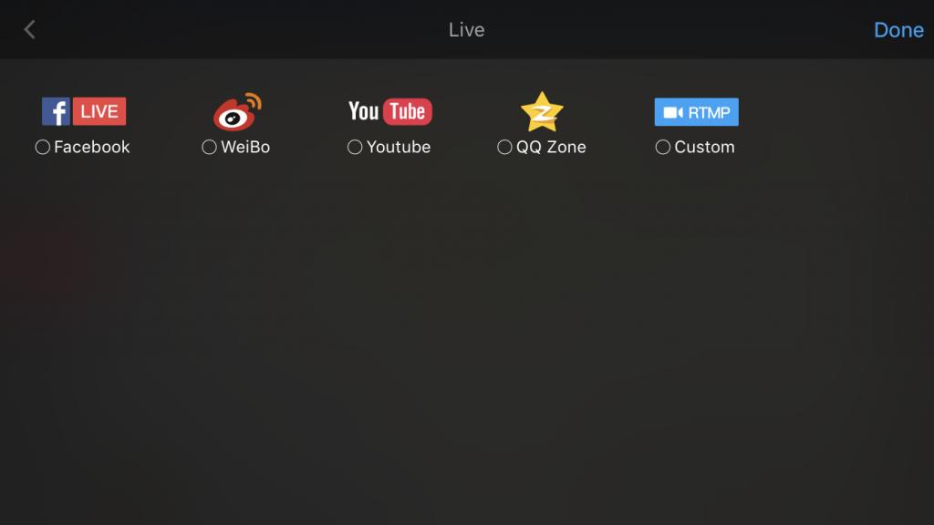 osmo mobile 2 setup live