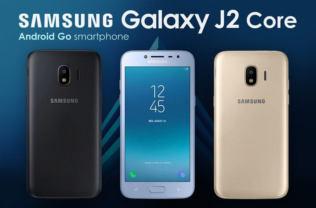 samsung galaxy j2 core phone