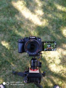 xiaomi mi a2 teszt kamera