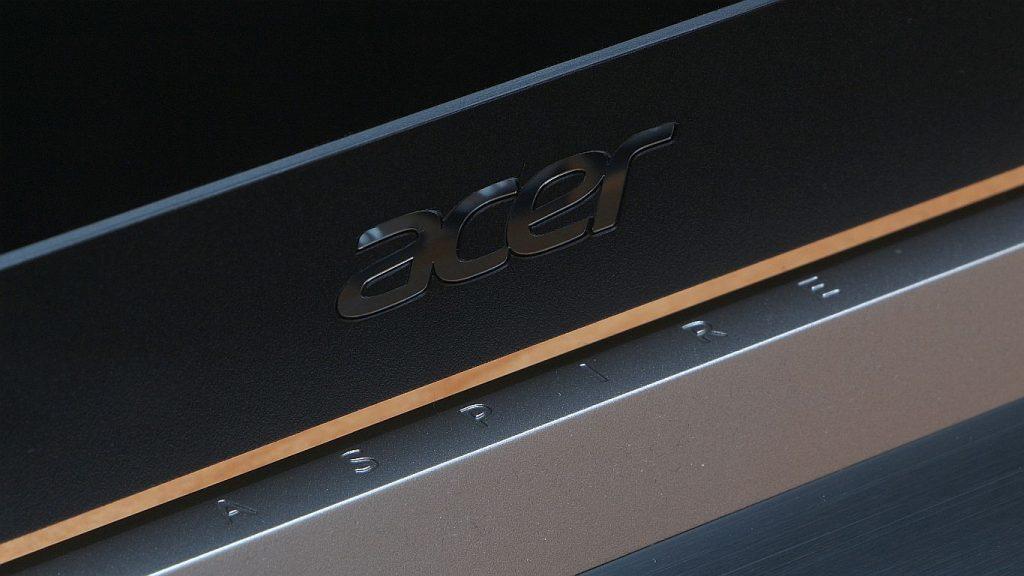 acer aspire a517 logo