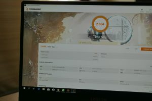 Lenovo Legion Y530 review 3dmark time spy