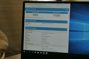 lenovo legion y530 geekbench