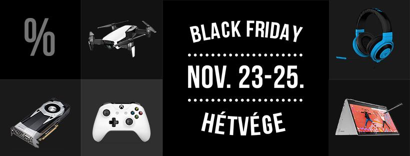 Black Friday újratöltve  TOP 10+1 ajánlat a hétvégére - Techkalauz 67dd08e6ca