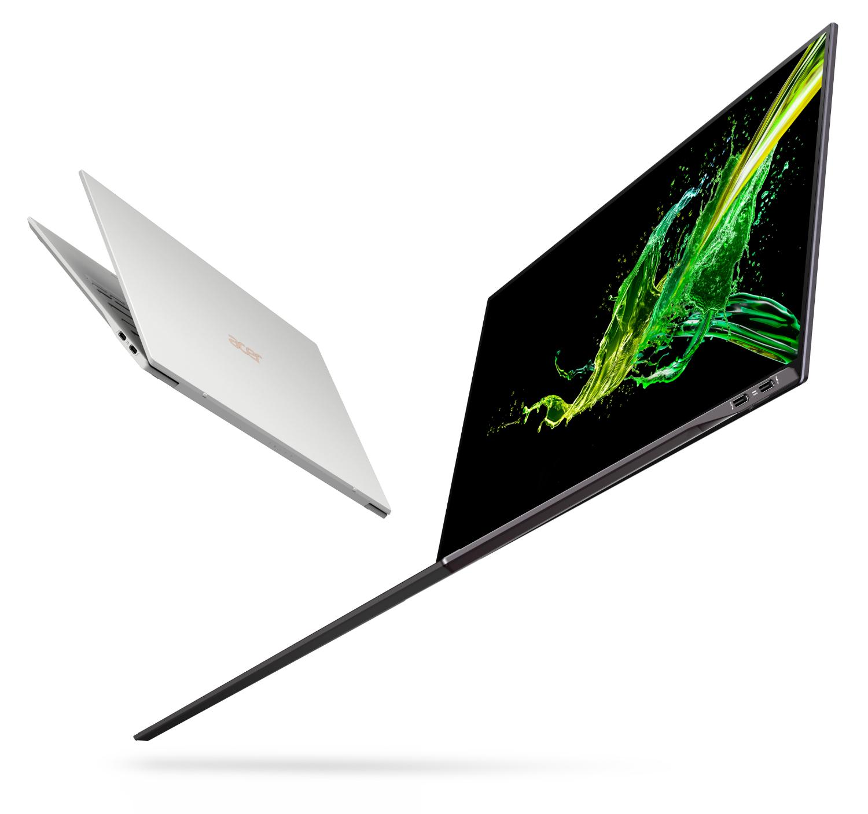 Még kisebb lett az új Acer Swift 7, ami az idei CES-en mutatkozott be